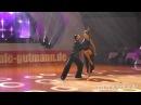 Stefano Di Filippo Dasha Rumba Euro Dance Festival Mittwoch 180215