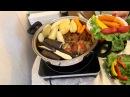 Готовим 7 блюд в сковороде ВОК от компании AMWAY