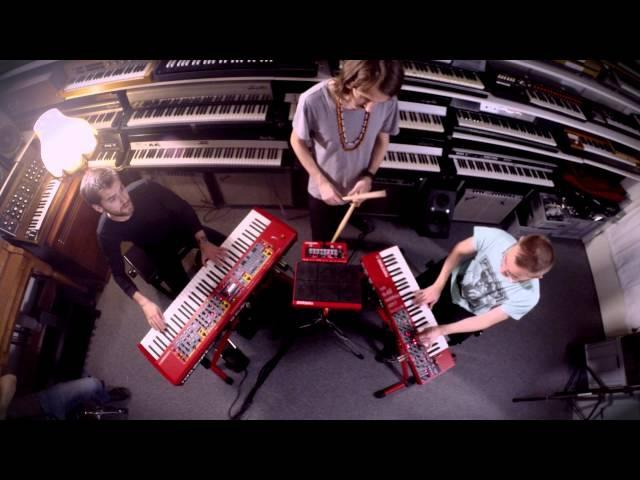 Nord Live Sessions 01: Joel Lyssarides, Oskar Alex Axel Fagerberg