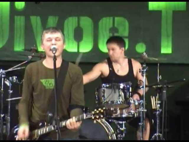 Концерт группы Znaki 29 февраля 2012 года на