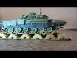 T-90 ZVEZDA 1/35 action