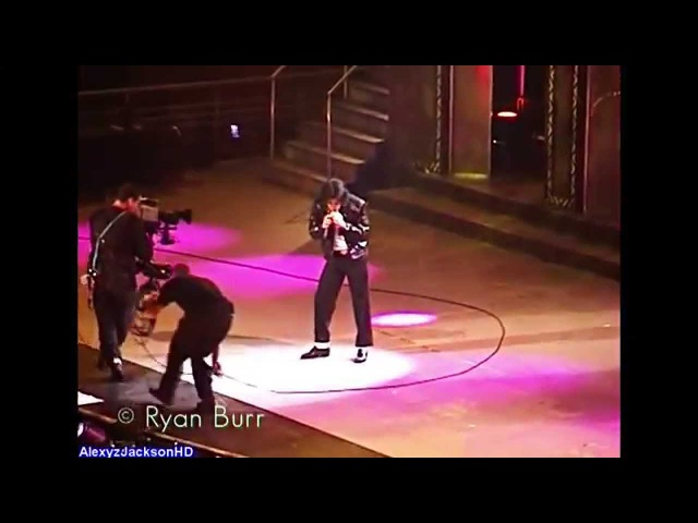 Michael Jackson - You Rock My World Live in 30th Anniversary September 7, 2001 Amateur New York