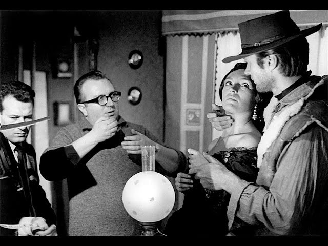 Sergio Leone on choosing Clint Eastwood for A FISTFUL OF DOLLARS (1964).
