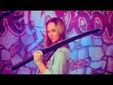 Tactical Katana Machete! Cold Steel! Zombie Go Boom