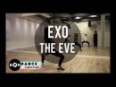 EXO The Eve Dance Tutorial (Chorus)