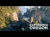 Exploring Oregon 1.0 Scenic Oregon Drone Video
