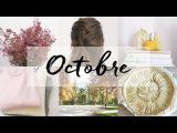 Ma liste d'octobre  10 Indispensables