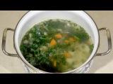 Рыбный суп с грибами. Пальчики оближешь.