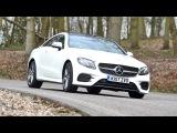 Mercedes Benz E 220 d AMG Line Coupe UK spec C238 2017