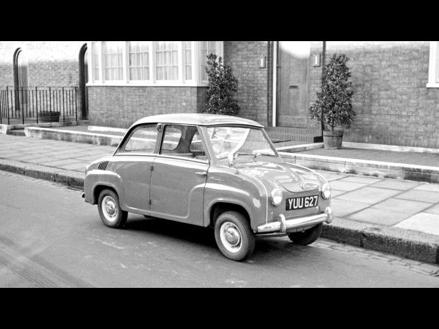 Goggomobil T300 UK spec 1955–68