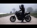 Стантрайдинг по Москве Night Stunts and Training on BMW F800