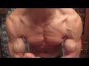 15y/o Ripped Nick: Intense Workout Posing (HD)