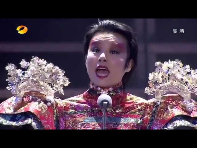 Bài hát khó hát nhất thế giới :)) THẤP THỎM (忐忑) ca sĩ CUNG LÂM NA (龔琳娜) [HD]