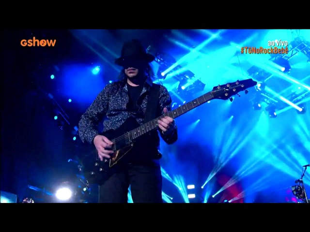 System Of A Down no Rock in Rio Brasil 2015 HD - Toxicity! (feat. Chino moreno / Deftones)