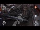 РЕН ТВ публикует видео последствий смертельного ДТП с грузовиками в Москве 18