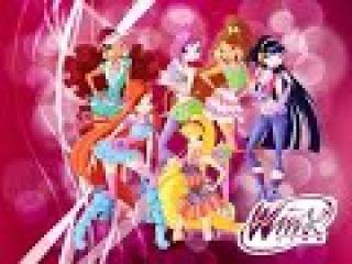 Winx Club Винкс про Фей для Девочек Собираем наш столик