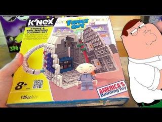 Family Guy - Гриффины игрушки - Конструктор KNEX - Гриффины конструктор