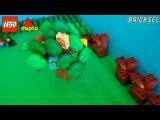 Как строить деревья LEGO DUPLO. Обзор деревьев.