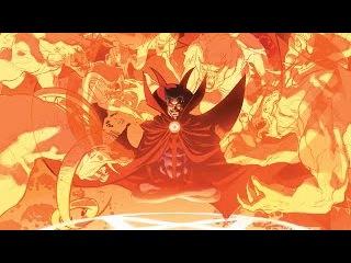Marvel Future Fight: Doc Strange 390k Xtreme Alliance Battle by FlameIntegrity