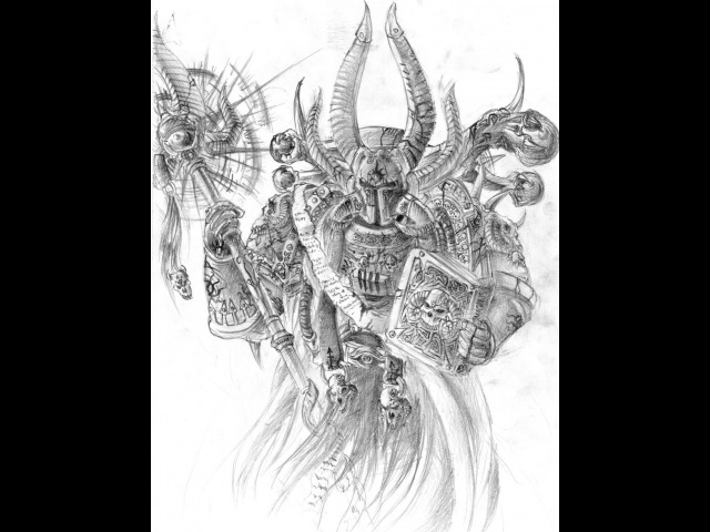 Keepers Of Death - Ариман Изгнанник / Ahriman The Exile [sub: english]