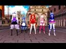 Фнаф 5 танцы (MMD)