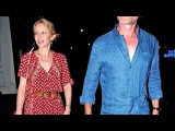 Longtime Pals Guy Pearce &amp Kylie Minogue Reunite for Dinner