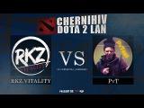 RKZ.VITALITY - PIBODI V TAXI Winner Braket Quarter Final
