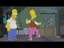 Die Simpsons Deutsch - Der Professor nimmt endlich seine Brille ab