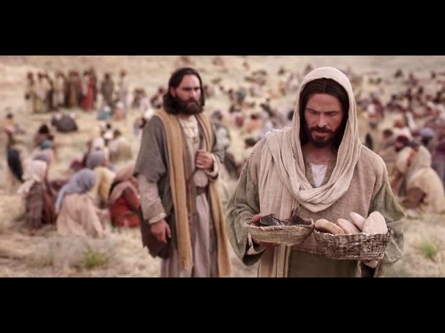 Иисус Христос накормил Вифлеем - 5 хлебами и 2 рыбами!