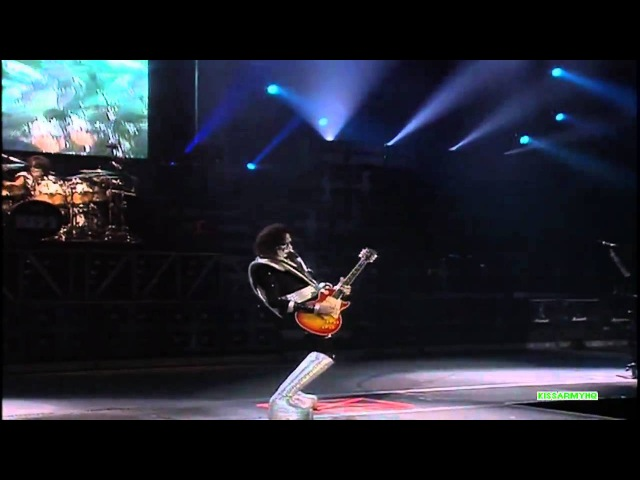KISS - 100,000 Years [ East Rutherford 62700 ]