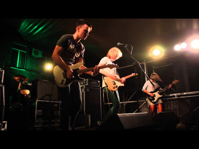 On the wane live at the Gogolfest 2014