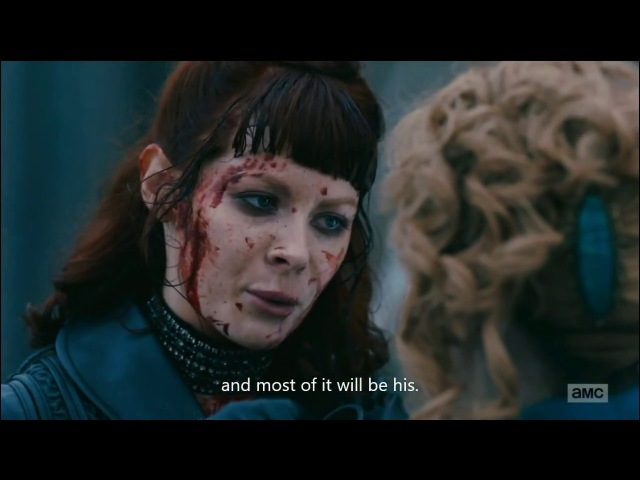 Into the Badlands - The Widow Storylines 5