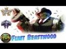 HoN Pro Flint Beastwood Gameplay / Tommy Twogun / Lula2018 - Legendary