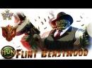 HoN Pro Flint Beastwood Gameplay / Tommy Twogun / Zaniir - Immortal