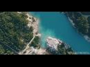 Кыштымское райское Бали вид сверху 2017 заброшенный глиняный карьер