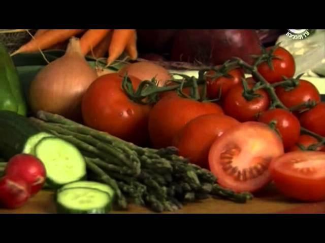 Вкусы и Пристрастия - Ливанская Кухня (Выпуск 12)