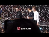 KCON NY 2017 170624 - Ending Cut NCT  TWICE Interact w