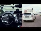 Yandex.Taxi self-driving car  first demo