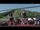 PassCode 「Kissの花束」 Club Kids Never Die」Aomori Rock Festival '16 夏の魔物 WOWOW 2016 11 12