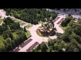 Пролетая над Челябинском 4K _ WildDrone _ DJI Mavic Pro  DJI Osmo
