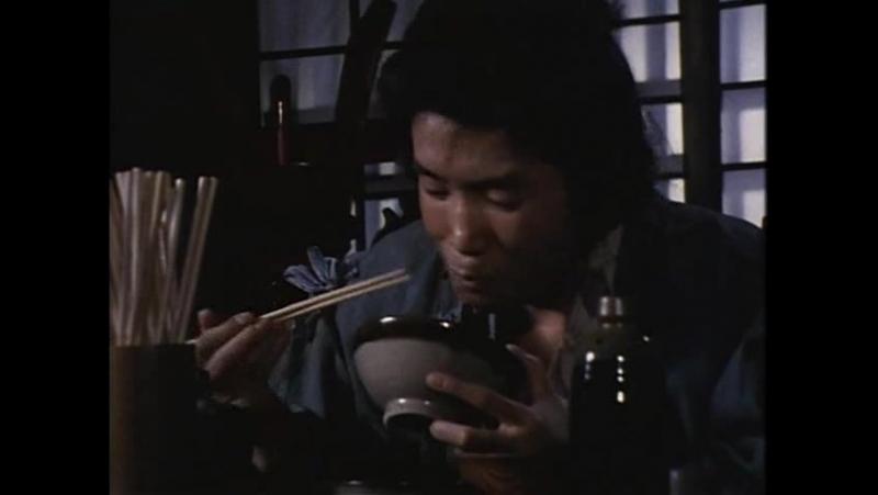 78527 Странствующий самурай и девушка