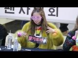 [직캠_FanCam] 170203 IFC몰 팬싸인회 -CLC 테크노 전사 #유진 #최유진 by Athrun
