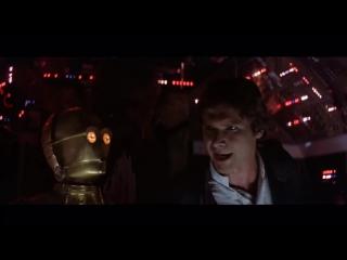 Персонажи Star Wars поют песню All Star