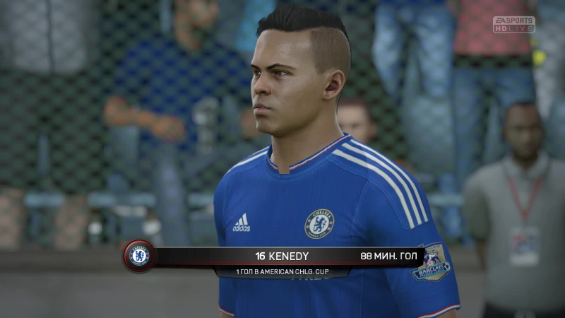 FIFA 16 / Товариський Турнір / Челсі - ФК Торонто ГОООЛ : Кенеді. Забивають всі і Кенеді теж