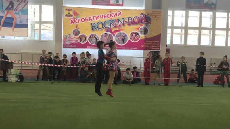 29.01.17 Опаренко Анастасия и Валерьянов Андрей