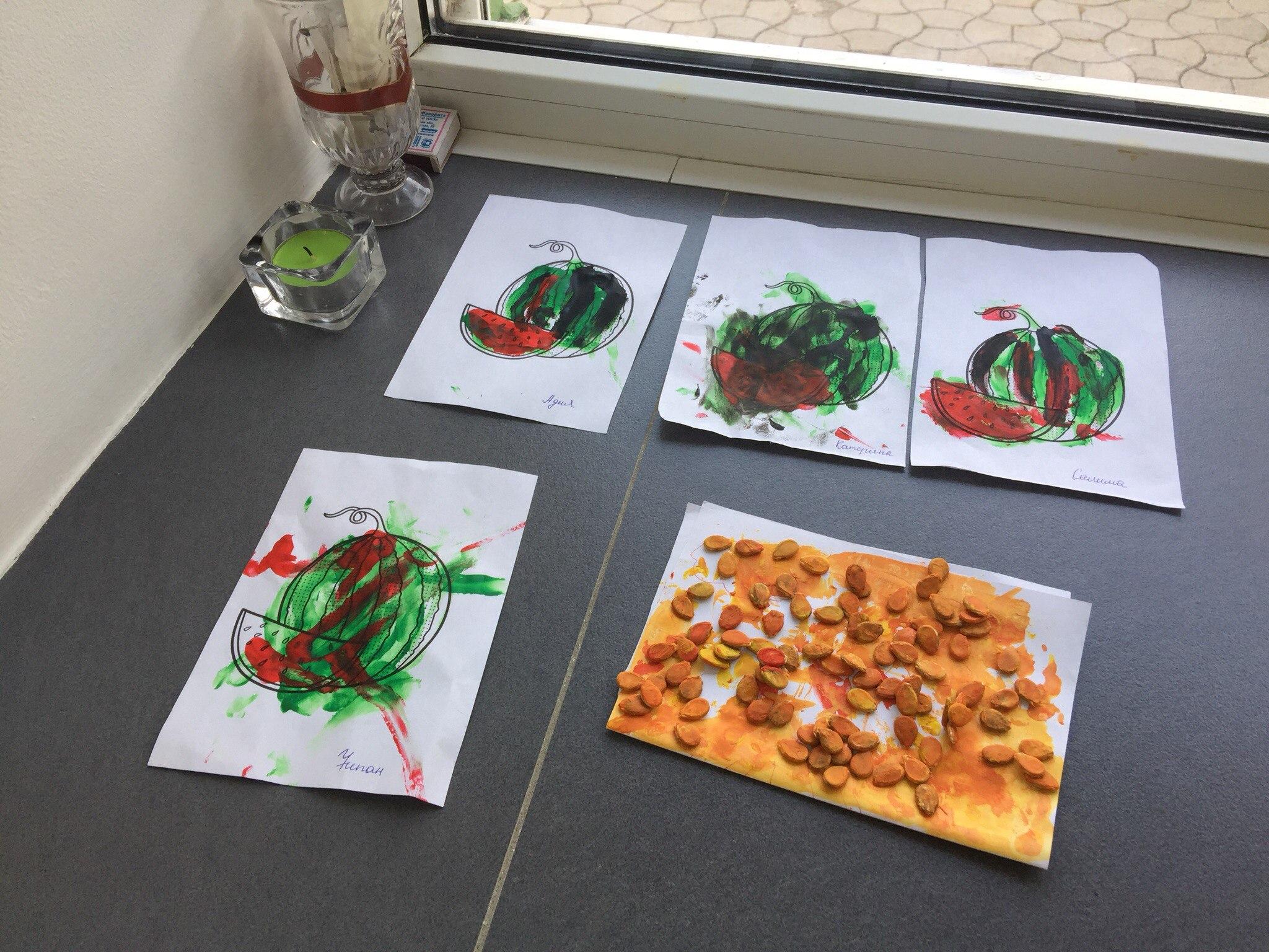 наши детки творят