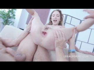 [legal ass] angel smalls slim slut of dap 5on1 720p