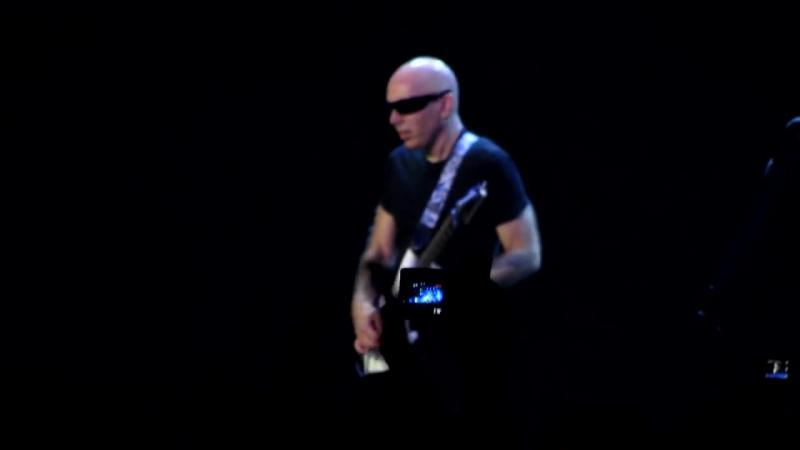 Joe Satriani - Crystal Planet (05.08.2012, Crocus City Hall, Moscow, Russia