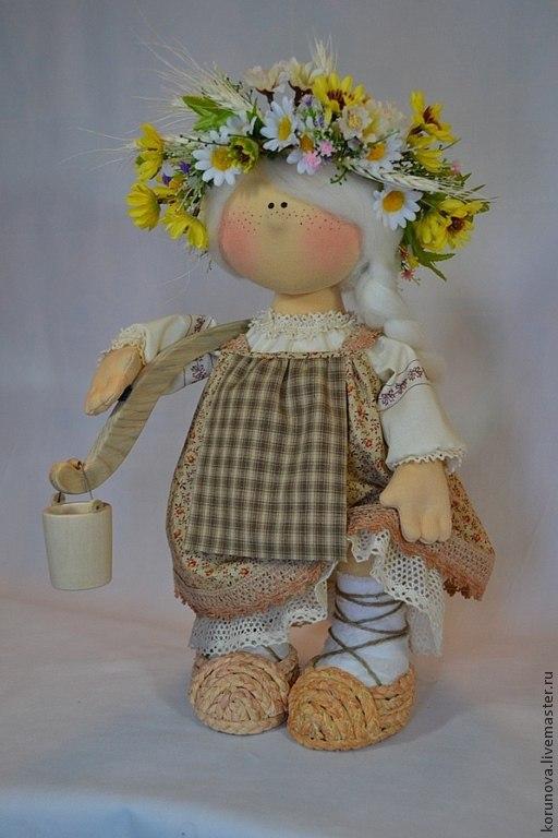 кукла сельская