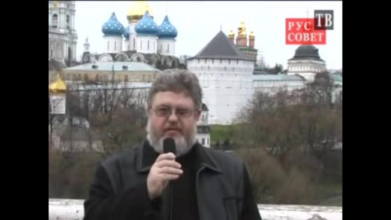 Видеообращение Вячеслава Манягина